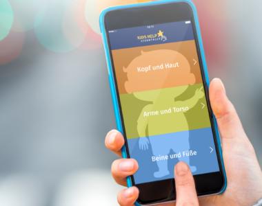 Mal was Praktisches: Eine App für die ganze Familie / Sterntaler Düsseldorf