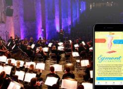 Eine App für ein Konzert
